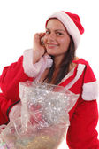 Mrs Santa Claus — Stockfoto