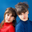 Sisters — Stock Photo