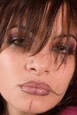 Glamour portrait — Stock Photo