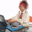 Office woman — Stock Photo #2249515