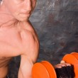 Bodybuilder — Stock Photo #2310292