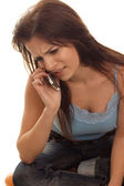 Making a call — Stock Photo