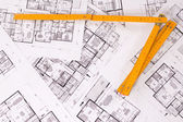 Mimari proje — Stok fotoğraf