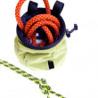 Climbing gear - Stock Photo