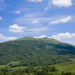 Bieszczady Mountains - Stock Photo