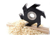 Woodworking tool — Stock Photo