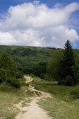ビェシチャディ山 — ストック写真