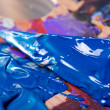 Abstract painting - Photo