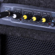 Stock Photo: Guitar amplifier