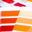 Color chart — Stock Photo #2450251