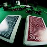 Poker gear vintage — Stock Photo #2450538