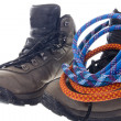 Hiking gear - Stock Photo