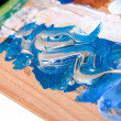 Stok fotoğraf: Abstract painting
