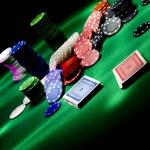 Poker gear light impression — Stock Photo #2523306