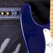 Guitar amplifier — Stockfoto #2534285