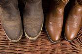 Cowboy gear — Stock Photo