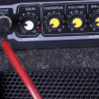 Guitar amplifier — Stockfoto #2640589