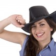 Cowgirl — Stock Photo #2000625