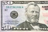 50 Dollars — Stock Photo