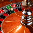 Roulette wheel — Stock Photo #2013585