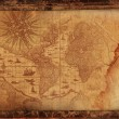 Foto de Stock  : Vintage old map