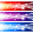 Royalty-Free Stock Photo: Dynamic light