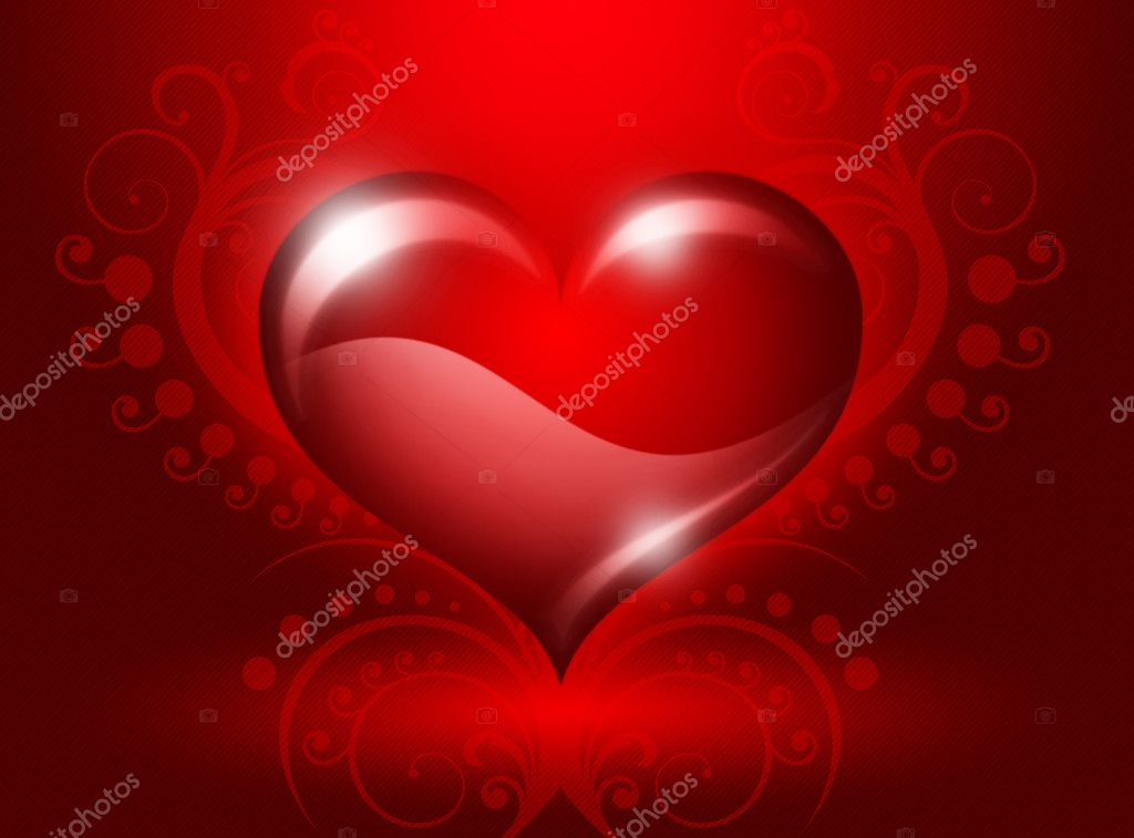 Heart Valentines Day — Stock Photo #2136022
