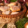 Christmas cookies — Stock Photo #1806036
