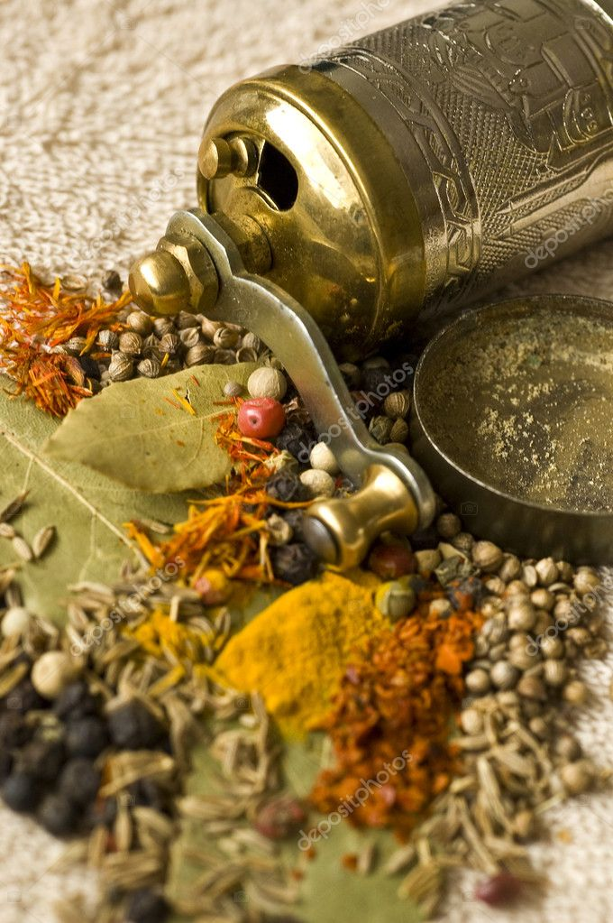 Different spice — Stock Photo #2118322