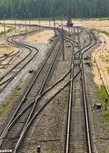 Rails — Stok fotoğraf