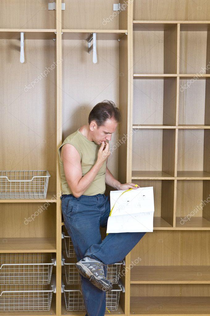Как собрать мебель своими руками фото