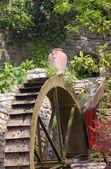 Mill-wheel — Zdjęcie stockowe