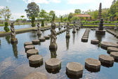 Bali, Indonesia, Imperial swimming baths — Stock Photo