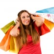 Shopping woman — Stock Photo #1739002