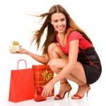 Shopping woman — Stock Photo #1780232