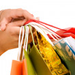 Shopping bag — Lizenzfreies Foto