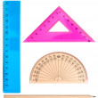 Geometrical set — Stock Photo
