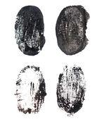 Thumbprints — Stock Photo