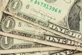 One dollars — Stock Photo