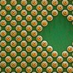 Processor pins — Stock Photo