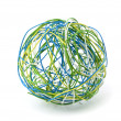 Ball of wire — Stock Photo