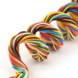 Wire sipiral — Stock Photo