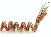 Wire sipiral — Stock Photo