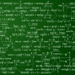Mathematics background - Imagens vectoriais em stock