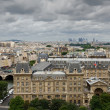 Royalty-Free Stock Photo: Paris view from Notre Dame