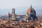 Duomo, Cathedral of Florence — Stock Photo