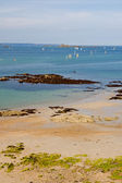 Coastline in Brittany, France — Stock Photo