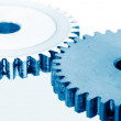 Gears as industrial technology concept — Stock Photo #1851476
