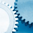 Gears as industrial technology concept — Stock Photo #1912376