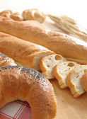 Crisp baking — Stock Photo